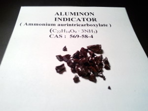 aluminon